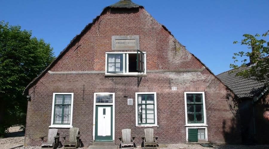Woonboerderij Leimuiden